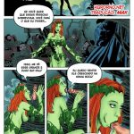 Batman Vs Poison Ivy