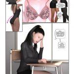 Original Futanari Comic 2