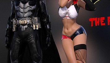 Batman, The Pervert Bat